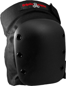 Triple 8 Street Knee Pad M-Black