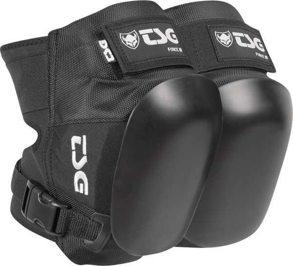 Tsg Kneepads Force Iii L-Black