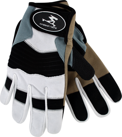 Timeship Freeride Slide Gloves Xl-White Sale