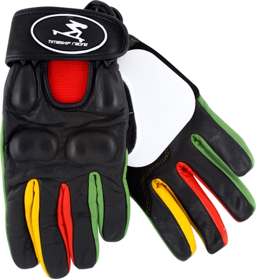 Timeship Kody Noble Slide Gloves Xs-Blk/Rasta Sale