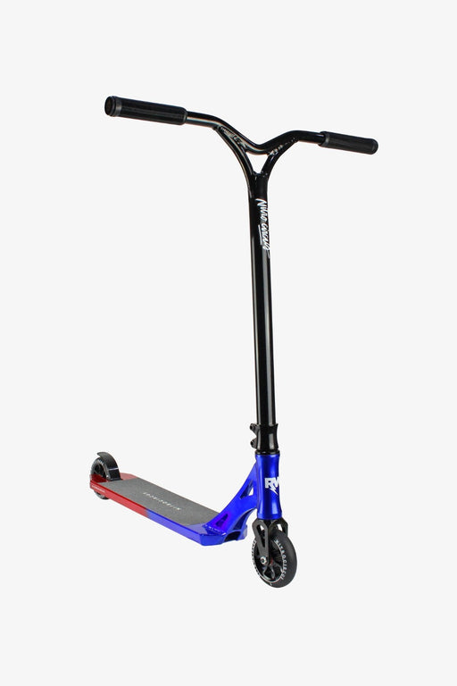Nitro Circus R Willy CX3 Complete Scooter - Blue/Red/Black