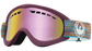 Dragon DXS Kids Goggles - Shred Together LumaLens Pink Ion - 2021