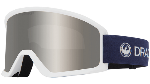 Dragon DX3 OTG Goggles - Camper with LumaLens Silver Ion - 2021