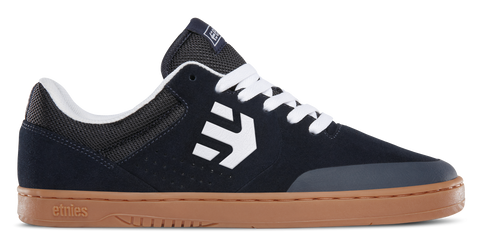 Etnies Marana Shoes - Navy/White/Gum