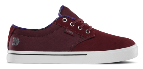 Etnies Women's Jameson 2 Shoes - Burgundy