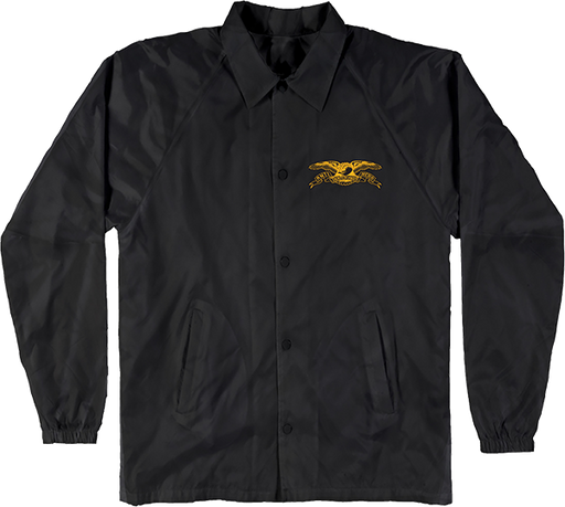 Ah Stock Eagle Patch Jacket M-Blk/Yel