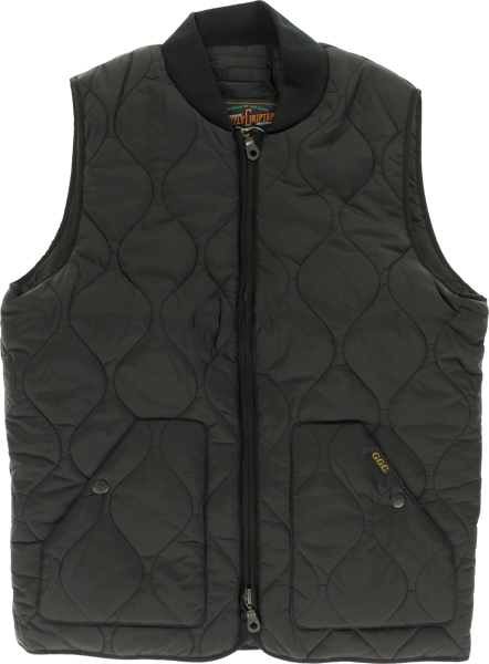 Grizzly Big Game Vest M-Black