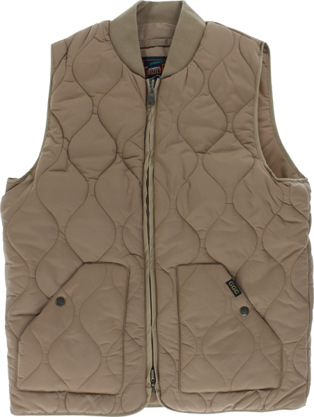 Grizzly Big Game Vest L-Khaki