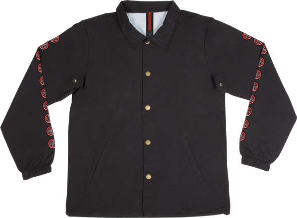 Inde Quatro Coach Windbreaker L-Black