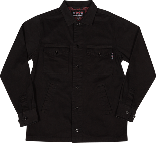 Inde Toil Work Jacket L-Black