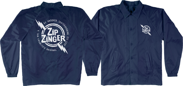 Krk Zip Zinger Jacket Xl-Navy/Wht