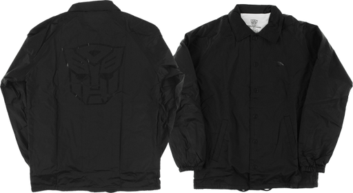 Primitive Autobots Coaches Jacket M-Black