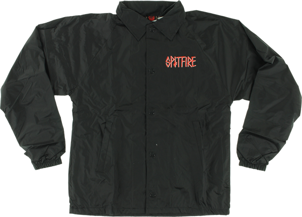 Sf Deathwish Coaches Jacket L-Black