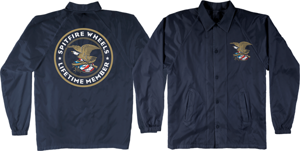 Sf Members Jacket Xl-Navy