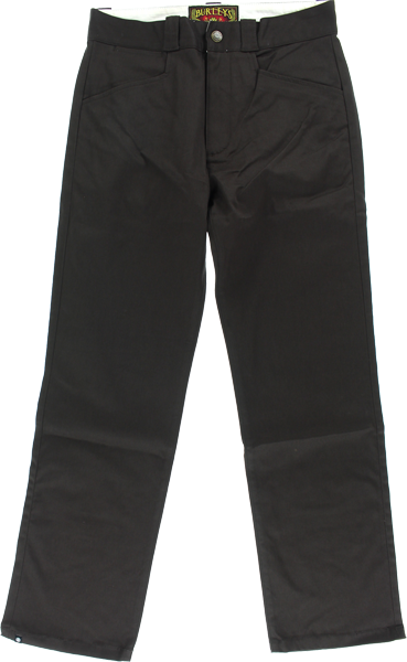 Ele Burleys Twill Chino Pant 28-Coffee Brn