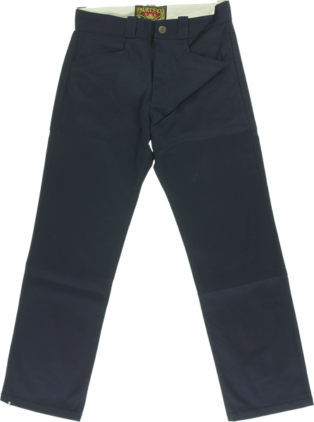 Ele Burleys Twill Chino Pant 34-Navy