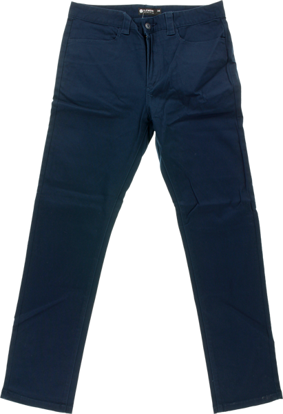 Ele Sawyer Pant 38-Eclipse Navy