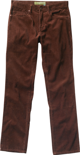 Enjoi Fat Wale Cordury Pant 26-Brown