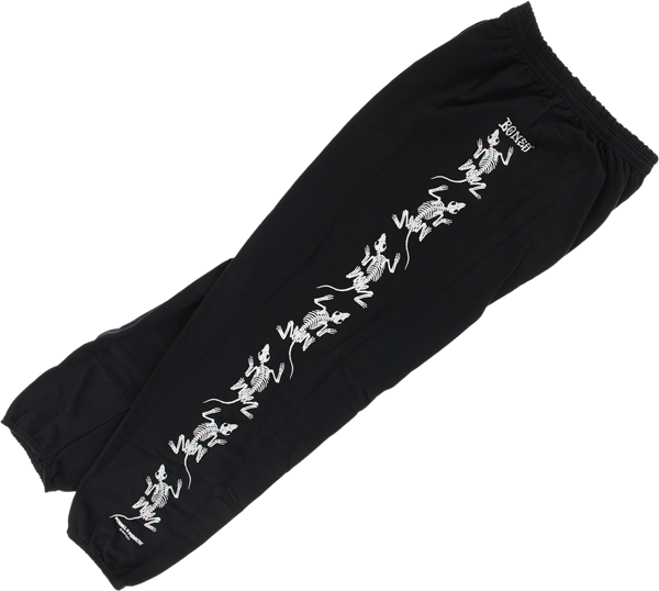 Pwl/P Rats Sweatpants Xl-Black