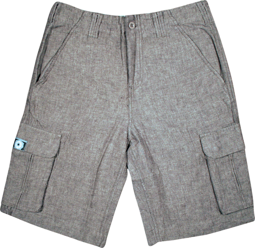 Ali Blacklite Cargo Shorts 28 Grey Sale