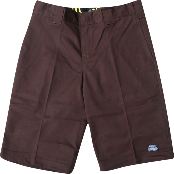 Ah Dickies Triad Shorts 28-Brown