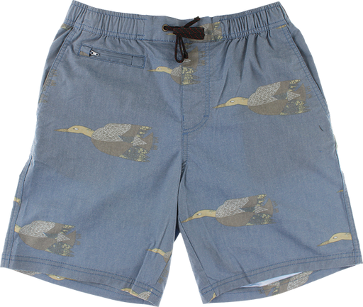 Ele River Shorts Xl-Blue