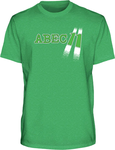 Abec11 Highway Logo Ss M-Green