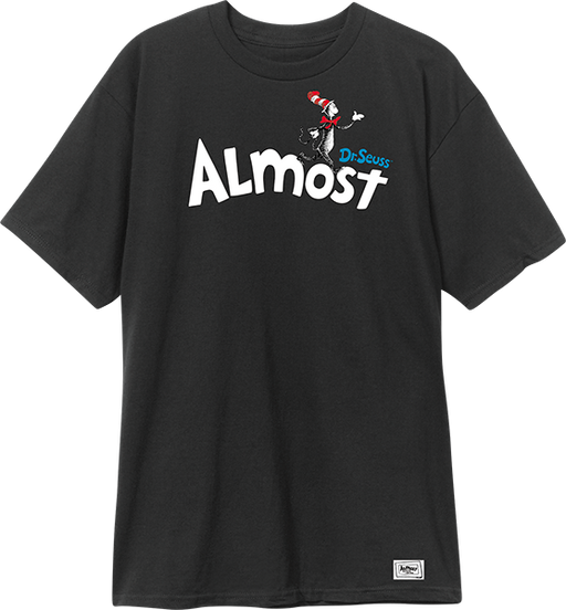 Alm Dr.Almost Ss Xl-Black