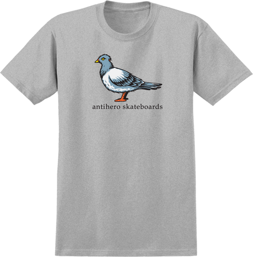 Ah Og Pigeon Ss L-Heather Grey