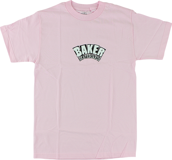 Baker Arch Ss M-Pink
