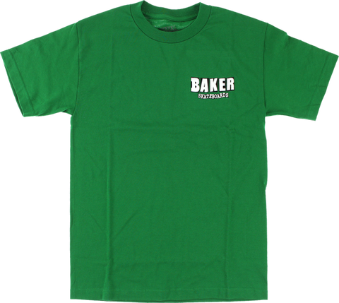 Baker Uno Ss L-Kelly Green
