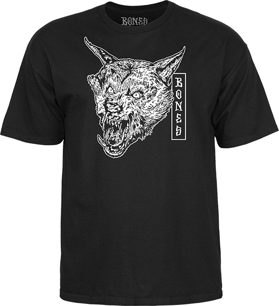 Bones Time Beasts Werewolf S-Black/White