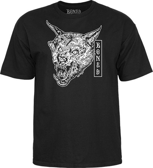 Bones Time Beasts Werewolf Xl-Black/White