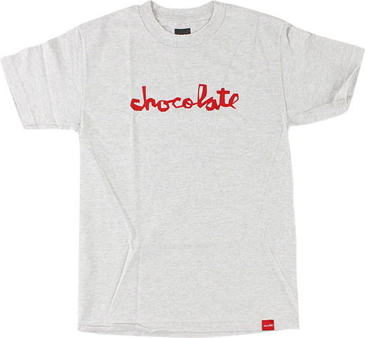 Choc Original Chunk Ss Xl-Ash Heather/Red