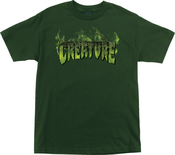 Creature Inferno Ss M-Forest Green