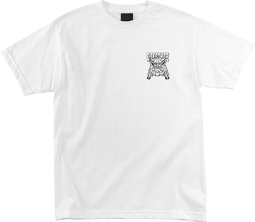 Creature Offering Ss Xl-White