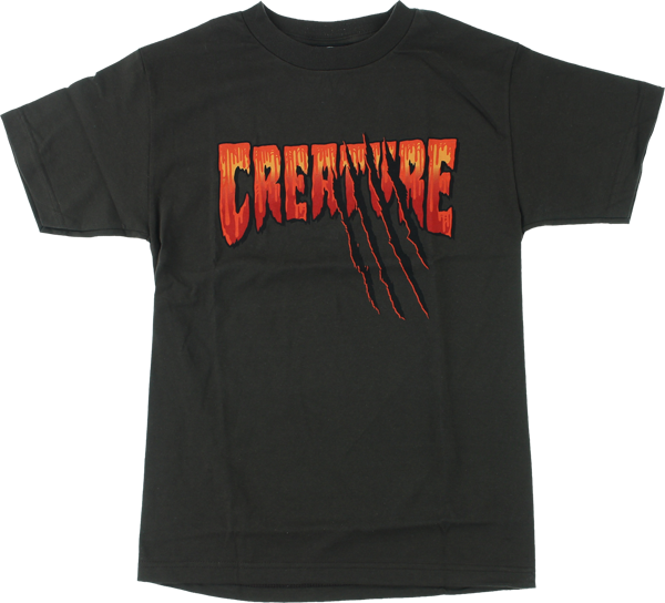 Creature Teen Wolf Ss Xl-Dark Chocolate