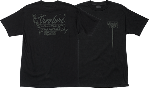 Creature Vacancy Ss S-Black