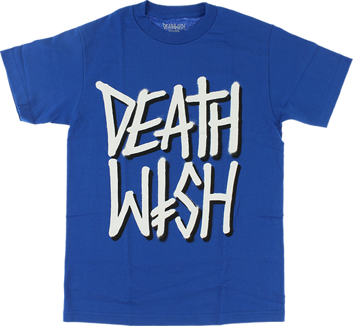 Dw Death Stack Ss Xl-Royal/Wht