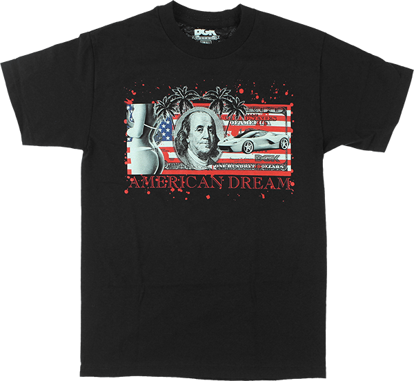 Dgk American Dream Bill Ss S-Black