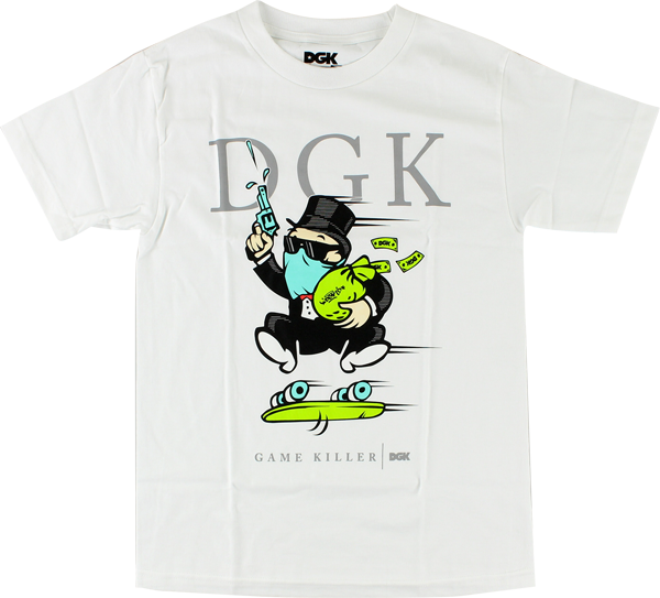 Dgk Game Killer Ss S-White