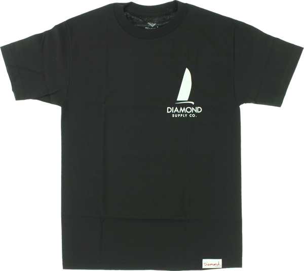 Diamond Boat Life Ss M-Black