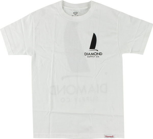 Diamond Boat Life Ss Xl-White
