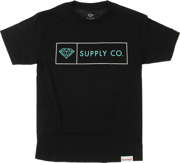 Diamond Boxed In Ss Xxl-Blk/Diamond Blu