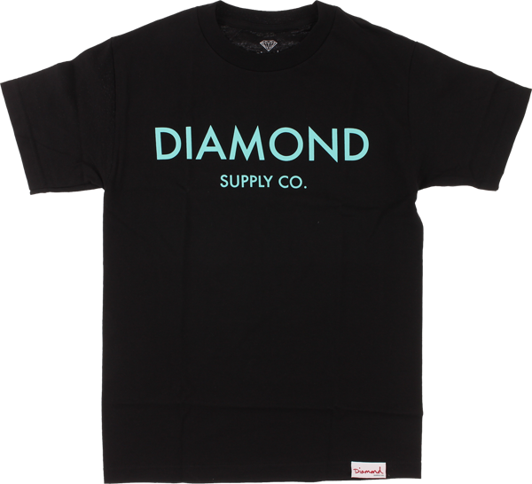 Diamond Classic Ss Xxl-Blk/Diamond Blu