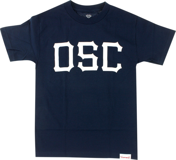 Diamond Dsc Ss S-Navy/Wht