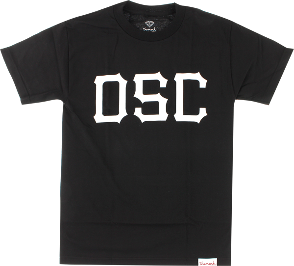 Diamond Dsc Ss Xl-Blk/Wht
