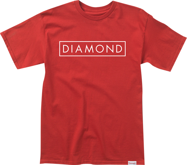 Diamond Future Ss Xl-Cardinal/Wht