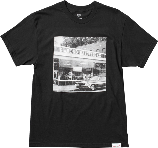 Diamond Hardware Co. Ss L-Black