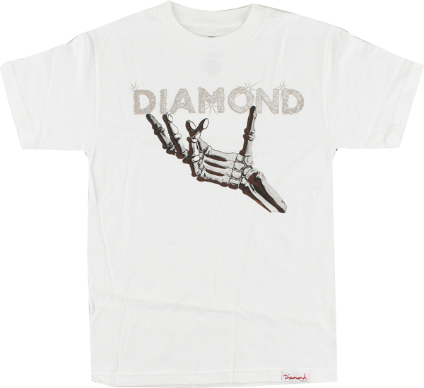 Diamond Styx & Stones Ss M-Wht/Grey